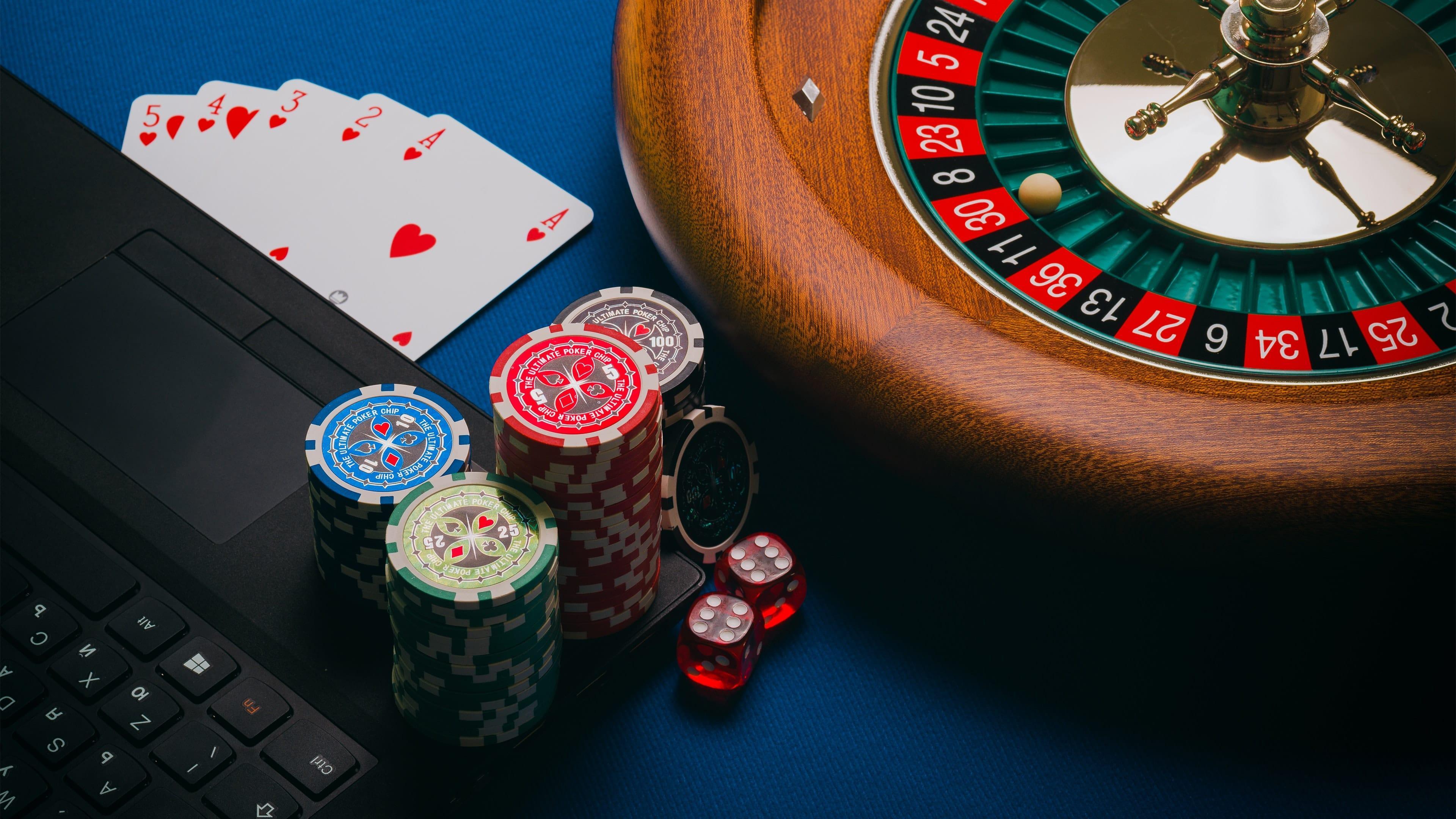 Індустрія розваг та азартних ігор