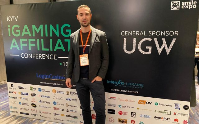 """The VigoLex team participated in Kyiv iGaming Affiliate Conference …  """"Our insights"""""""