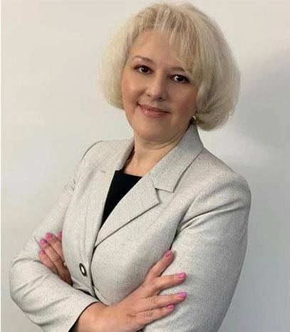 Лилия Деговец